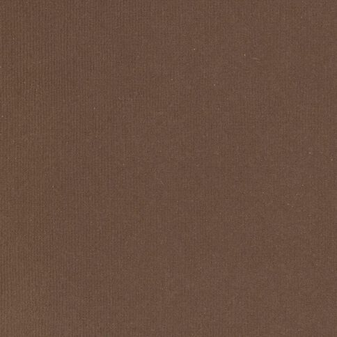 American Crafts Cardstock Textured 12 x 12 Chestnut Brown