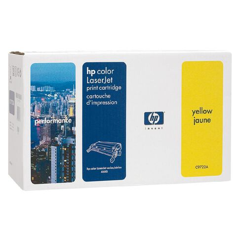 HP Toner 641A Yellow (8000 Pages)