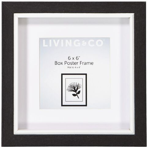 Living & Co Frame Box Two Tone