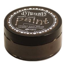 Ranger Dylusions Paint Ground Coffee