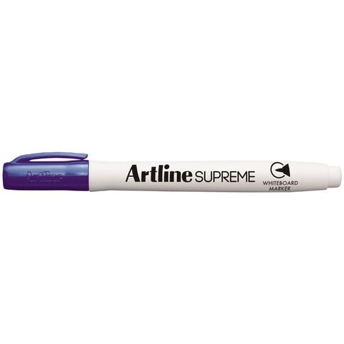 Artline Supreme Whiteboard Marker Purple