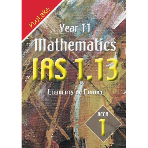 Nulake Year 11 Mathematics Ias 1.13 Elements Of Chance