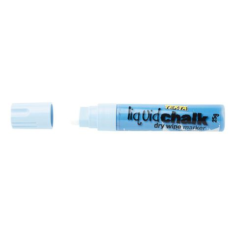 Texta Window Marker Large Blue