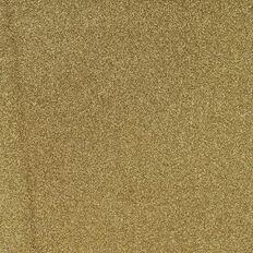 American Crafts Cardstock Glitter Medium 12 x 12 Gold