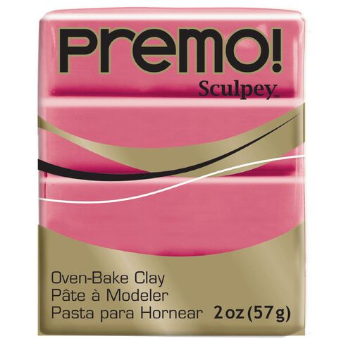 Sculpey Premo Accent Clay 57g Blush Pink