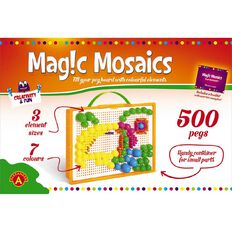 Alexander Games Magic Mosaics