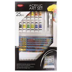 Jasart Acrylic Painting Art Set 25 Piece