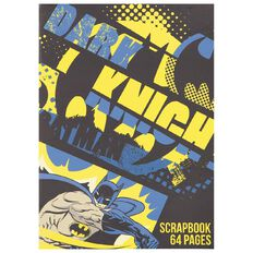 Batman Scrapbook 64 Page