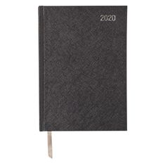 Impact Diary 2020 Day To Page Slate A5
