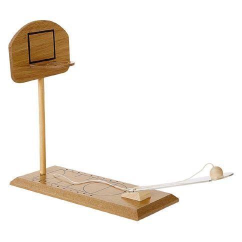 Retro Table Top Basketball Game