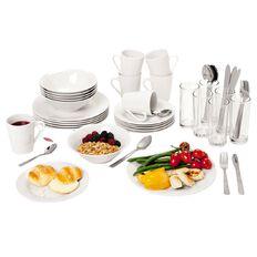 Living & Co Dining Starter Set 54 Piece