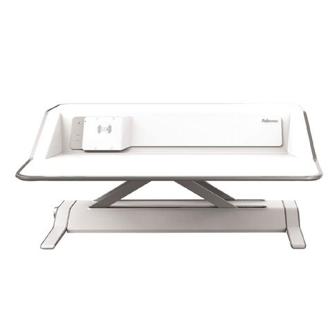 Fellowes Lotus DX Sit Stand White White