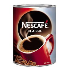 Nescafe Coffee Classic Tin 500g