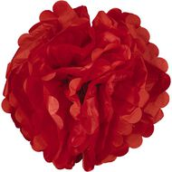 Artwrap Puff Ball Red 40cm