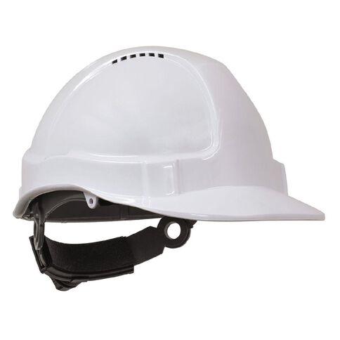 Esko Tuff-Nut Ratchet Hard Hat White