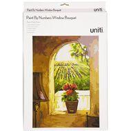 Uniti Paint by Numbers A3 Window Scene