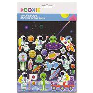 Kookie Sticker Scene Pack Space Escape
