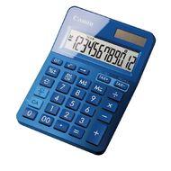Canon LS-123K Desktop Calculator Blue