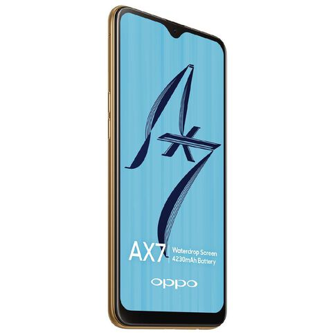 2degrees OPPO AX7 Gold