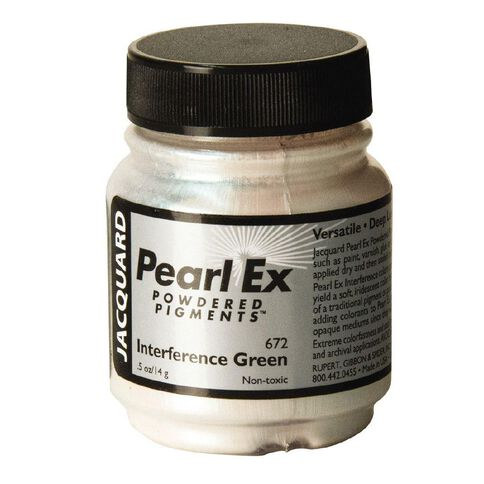 Jacquard Pearl Ex 14g Interference Green