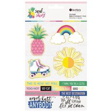 Rosie's Studio Soulshine Stickers 3 Sheets