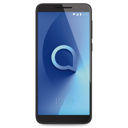 2degrees Alcatel 3 Black