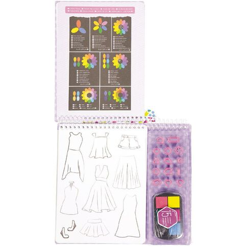 Crayola Creations Fashion Design Set