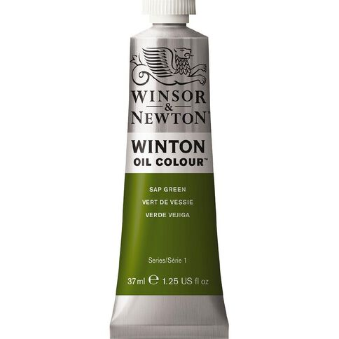 Winsor & Newton Winton Oil Paint 37ml Sap