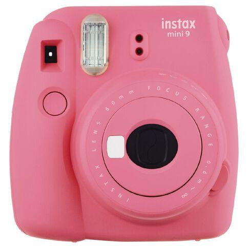 Fujifilm Instax Mini 9 Flamingo