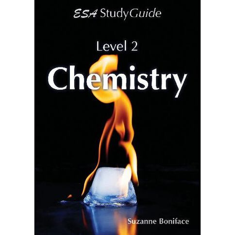 SG Year 12 NCEA Level 2 Chemistry Suzanne Boniface