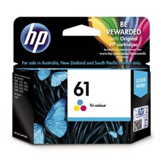 HP Ink 61 Colour (165 Pages)