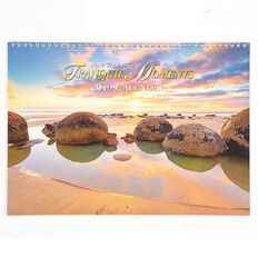 Calendar 2019 Tranquil Moments Booklet