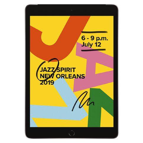 Apple iPad 10.2 inch Wi-Fi 128GB Space Grey