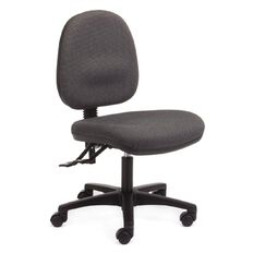 Chair Solutions Aspen Midback Chair Ranger Clarity Grey
