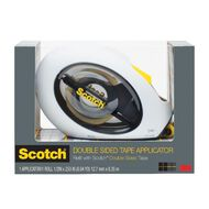 Scotch Double Sided Tape Applicator Clear