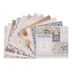 Uniti Sunkissed Summer Paper Pad 6x6 Inch