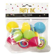Party Inc Party Favours Spinning Top 12 Pack