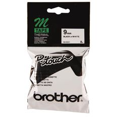 Brother Label Tape M-K221 9mm