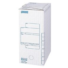 Filecorp Storerite Open End Storage Box White