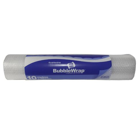 Bubble Wrap 750mm x 10m Clear