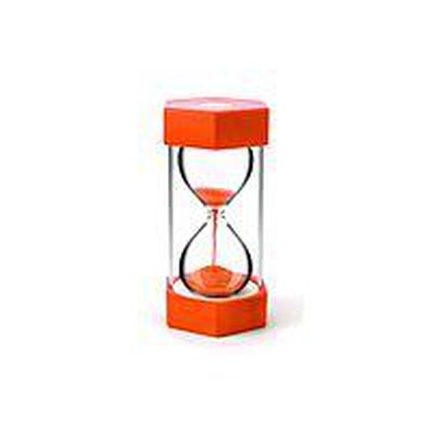 TFC Sand Timers Giant 10 Minute Orange