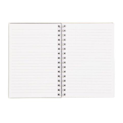 Kookie Novelty20 Notebook Space Glitter A5