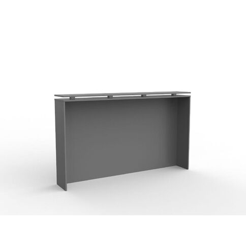 Cubit Receiption Counter Silver