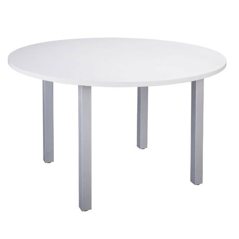 Cubit 1200 Meeting Table White