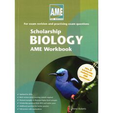 Ncea Year 13 Scholarship Biology Workbook