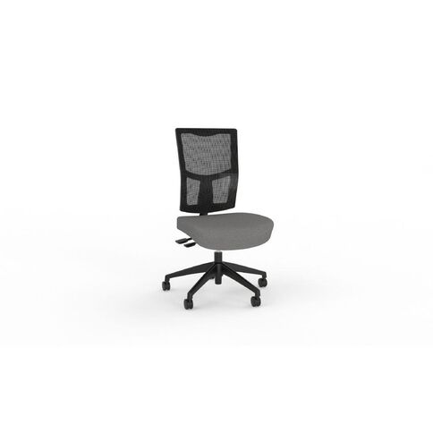 Chairmaster Urban Mesh Chair Stone Grey