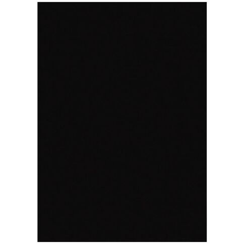 Direct Paper Notturno Card 640 x 450mm Black 450gsm