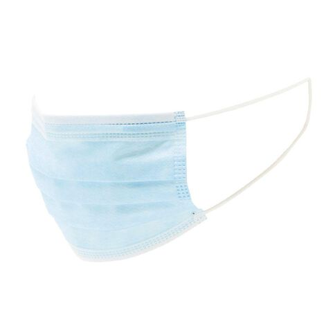 Disposable Face Mask 50 Pack