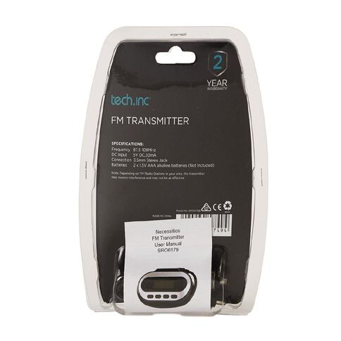 Tech.Inc FM Transmitter