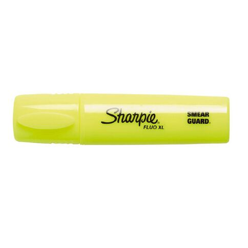 Sharpie Fluo Highlighter Single Loose Yellow